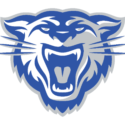 Conway Wampus Cat Head Logo